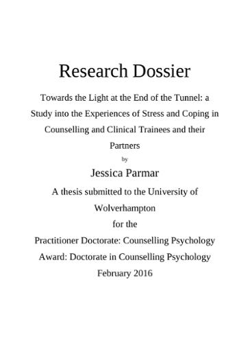 Order government dissertation